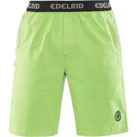 Edelrid Legacy II Miehet Lyhyet housut , vihreä